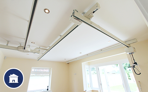 Complex Hoist Systems Transforms New Home in DFG Adaptation